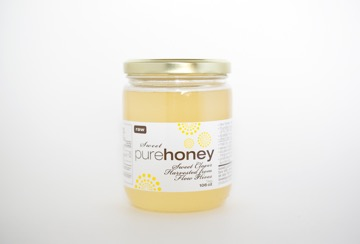FLOW HIVE HONEY