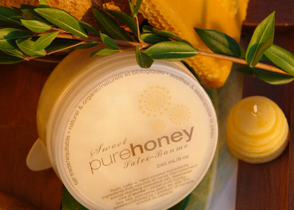 Sweet Pure Honey Salve