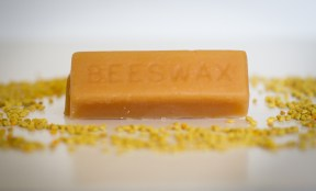 Raw Beeswax Brick