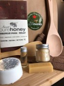 DIY Natural Wood Polish Kit